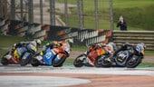 Moto3 e Moto2 scaldano i motori con i test di Jerez