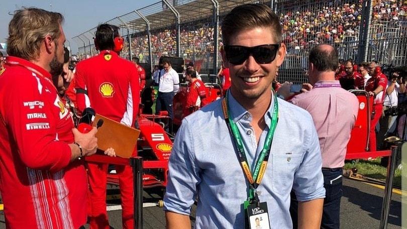 Stoner in pista a Melbourne, ma solo come ospite della Formula 1