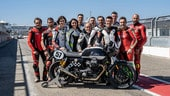 Trofeo Moto Guzzi Fast Endurance al via
