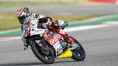 Austin Moto3, qualifiche: Antonelli è il poleman