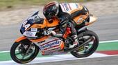 Moto3 Austin, gara: Max Biaggi vince con Canet
