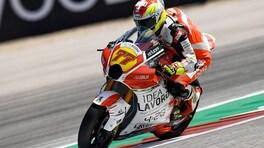 Moto2 Assen: primi punti iridati per MV Agusta