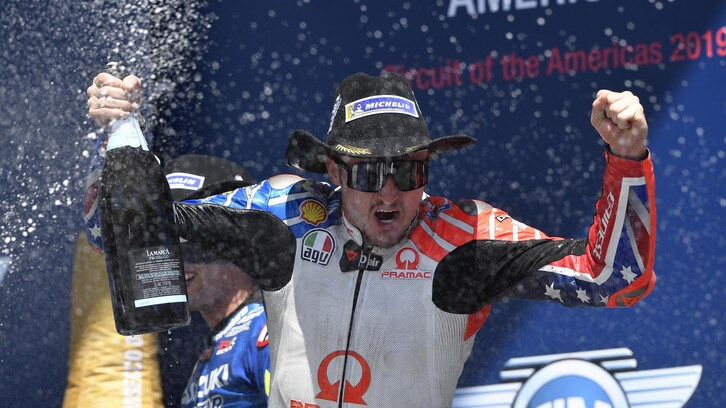 Austin: Ducati Pramac strappa due risultati importanti