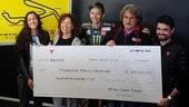 Raccolti 49 mila euro per la Fondazione Marco Simoncelli