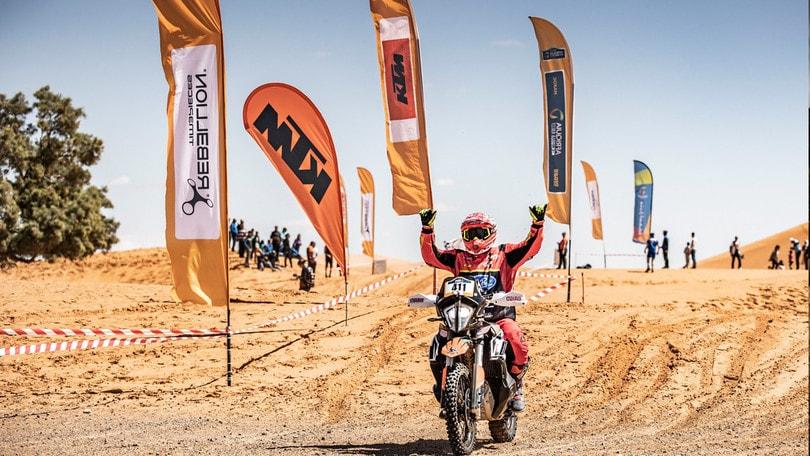 KTM Ultimate Race: vince Myers
