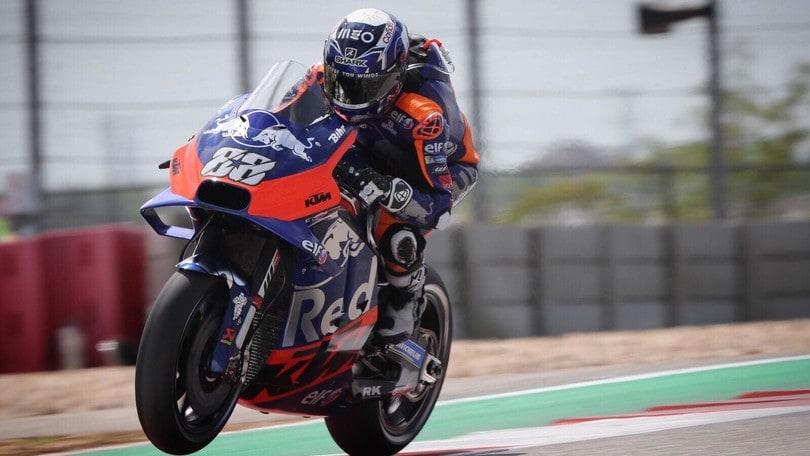 MotoGP, Oliveira confermato da KTM per il 2020