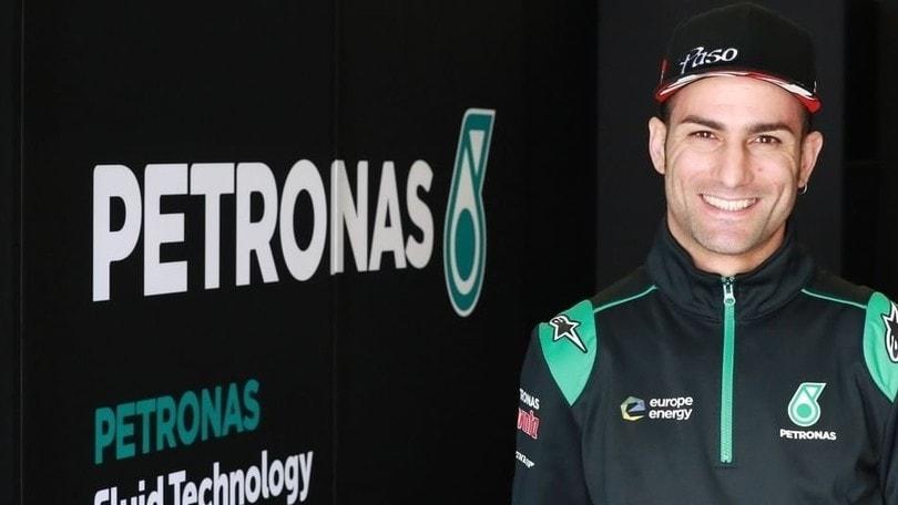 Moto2, Pasini in pista con il Kalex Team Petronas: sostituirà Pawi