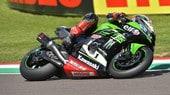 SBK Imola Gara1: Pazzesco Rea! Kawasaki is back