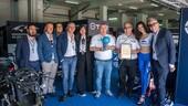 SBK: il team Pedercini vince il premio Certiluxe