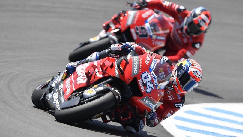 MotoGP, Gp Francia Le Mans 2019. Petrucci: