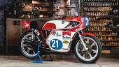 Agostini al Classic TT