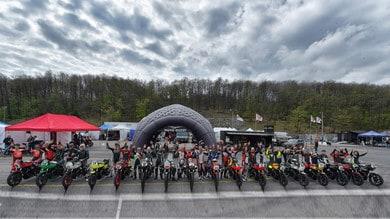 Il Trofeo Moto Guzzi sbarca a Vallelunga