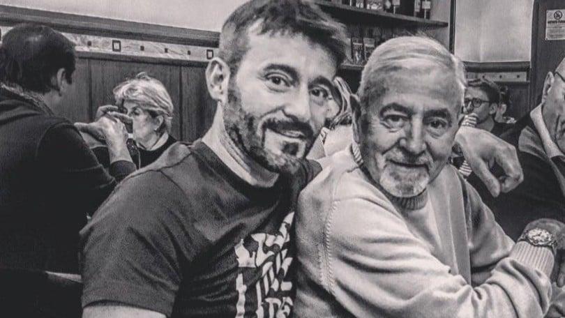 Lutto per Max Biaggi: si è spento il padre Pietro