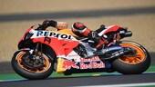 Qualifiche MotoGP Le Mans: Marquez primo in griglia davanti a Petrucci