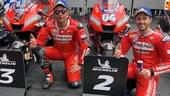 MotoGP Le Mans, Dovizioso: 'Bravo Danilo, non ha fatto il matto'