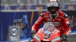 MotoGP Le Mans, Petrucci: 'Questo podio lo devo anche al Dovi'