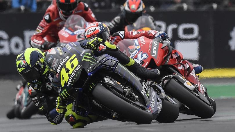 MotoGP | Dovizioso, Petrucci e Pirro al Mugello in Multistrada