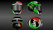 Il tricolore per lo Sky Racing Team VR46 - LE FOTO