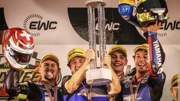 Rolfo è campione del mondo Endurance Superstock