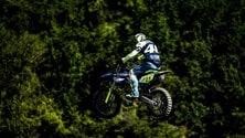 Valentino Rossi si allena con Dovizioso - FOTO