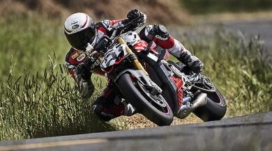 Ducati Streetfighter V4: pronta per Pikes Peak