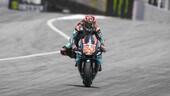 MotoGP Catalunya: Quartararo domina il venerdì