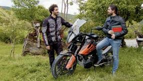 Motosprint The Test di Riccardo Piergentili: KTM 790 Adventure