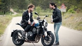 Motosprint The Test di Riccardo Piergentili: Honda CB1000R Limited Edition