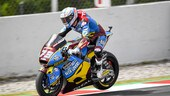 Moto2: Marquez fa tris a Barcellona