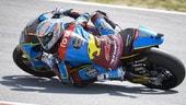 Moto2, Catalunya: Alex Marquez infila la terza