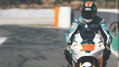 MotoE test Valencia Day2: Bradley Smith sale al comando