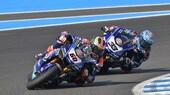 SBK: risveglio Yamaha, ma saranno competitive anche a Misano?