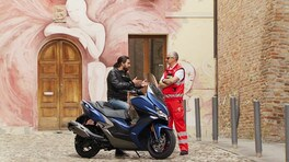 Motosprint The Test di Riccardo Piergentili: Kymco Xciting 400i S