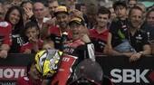 SBK Misano: Bautista vince la Superpole Race