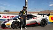 Chad Reed debutta nel Super Trofeo Lamborghini