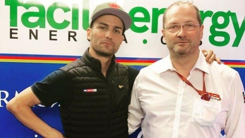 Moto2: Simone Corsi e Tasca Racing si separano. Riecco Mattia Pasini
