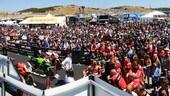 SBK Laguna Seca: gli orari TV