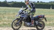 Selezioni BMW Motorrad GS Trophy 2020 - LE FOTO