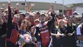 SBK Laguna Seca: Chaz Davies si prende gara2