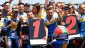 Supersport: Caricasulo punta al titolo