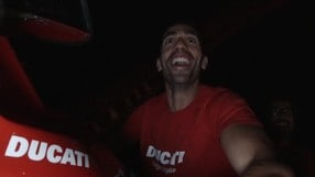 Pirro show in sella alla Desmo Race - IL VIDEO