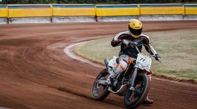 """Diari dalla pista: KrowdRace 2019, flat track con il casco """"touring"""""""