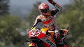 MotoGP Austria, day1: Marquez davanti, Rossi fuori dalla top ten