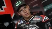 MotoGP: Quartararo nella top 5 con la forcella in carbonio