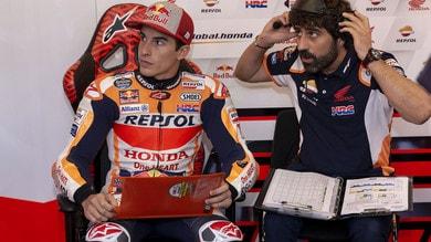 """Marquez: """"Abbiamo commesso un grosso errore"""""""