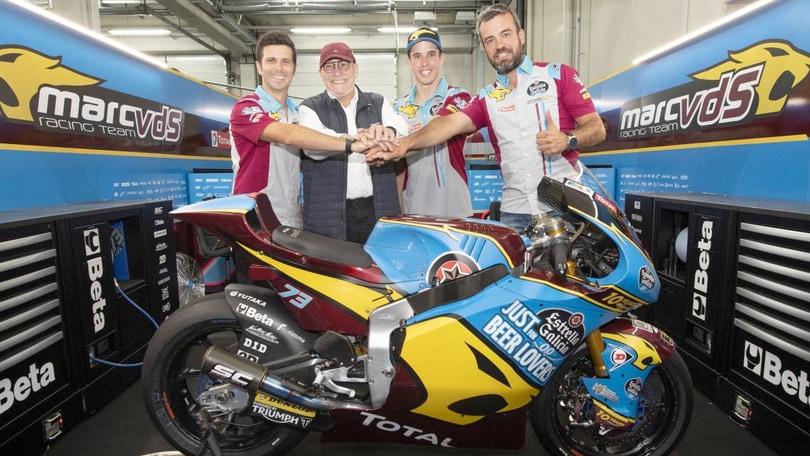 Niente salto di categoria: Alex Marquez correrà in Moto2 anche nel 2020