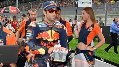 "Zarco: ""Voglio rimanere in MotoGP"""