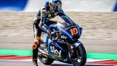 Moto2 e Moto3 nei test al Red Bull Ring