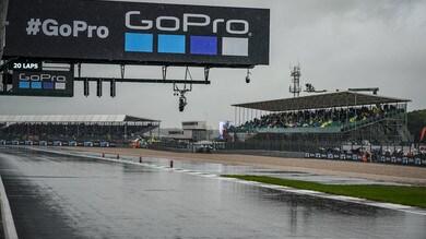 MotoGP: gli orari TV del GP di Silverstone
