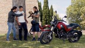 Motosprint The Test di Riccardo Piergentili: Benelli Leoncino Trail